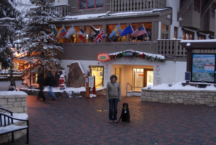 Vista Bahn Ski Rentals - Right down the stairs - Closest Shop to Vail Mountain