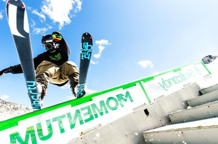 Liberty Skis Cam Duncan