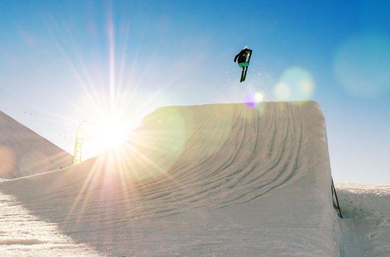 Liberty Skis Zak Mousseau