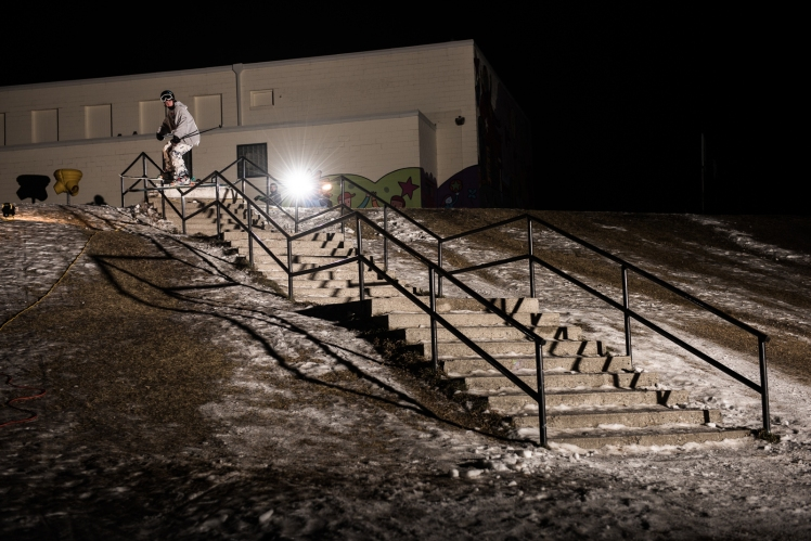 Tanner Gordan Quad Kink | Photo by Chris Phillings