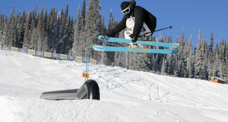 Tanner Gordon at Silver Star | Photo by Chris Phillings