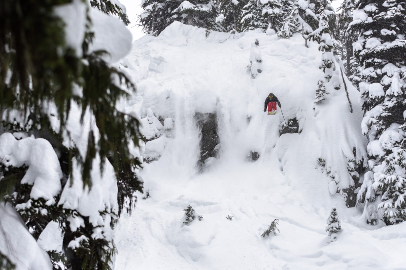 Joe Schuster Airing a Cliff